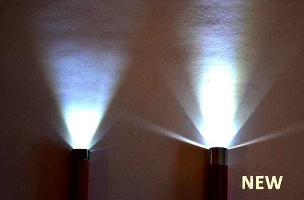 ОСвещение диагностического фонарика