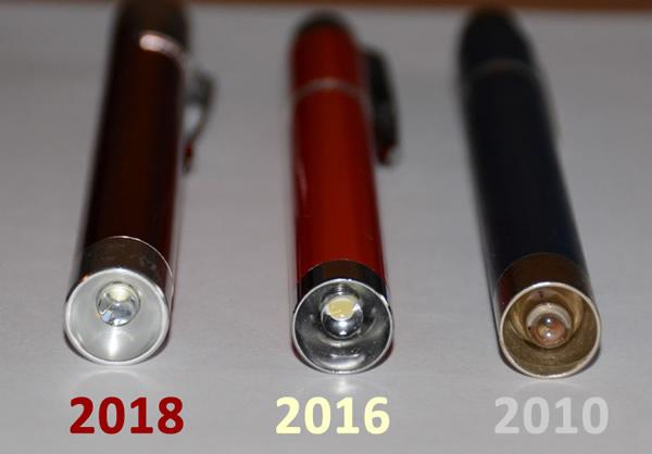 Фонарик Fortelux N 2010-2018