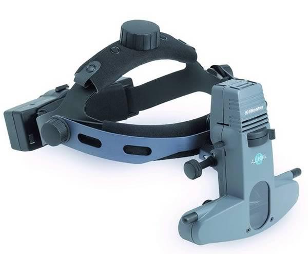 Непрямой бинокулярный офтальмоскоп All Pupil II Riester