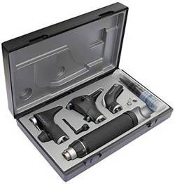Аккумуляторный галогеновый ЛОР- набор с сенсорной ручкой