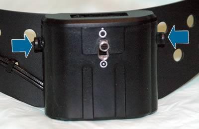 аккумуляторный отсек Ri-focus LED
